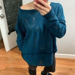 FREE PEOPLE | NOT COLD IN THESE TOP SWEATER